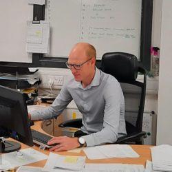 Danny Clarkson - Estimator / Supervisor
